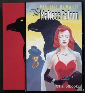 Folio Society edition of The Maltese Falcon