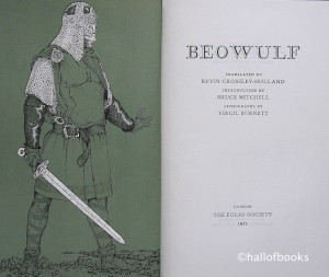 Folio Society of Beowulf