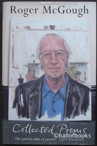 A Signed edition of Roger McGough's Colleced Poems