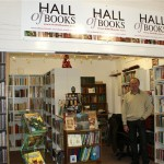 Hall of Books in Oswestry Indoor Market