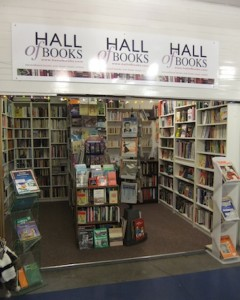 Hall of Books - twelve months in Oswestry Indoor Market