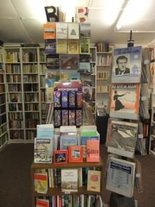 Hall of Books Twelve months in Oswestry Indoor Market 2